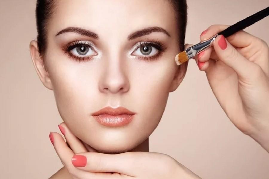 Вечерний макияж в Москве