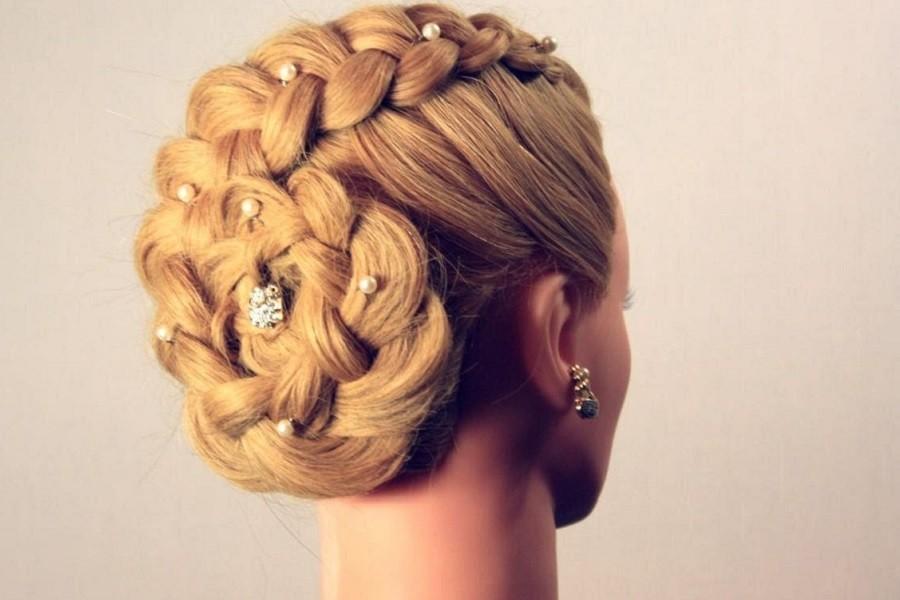 Плетение кос в Москве