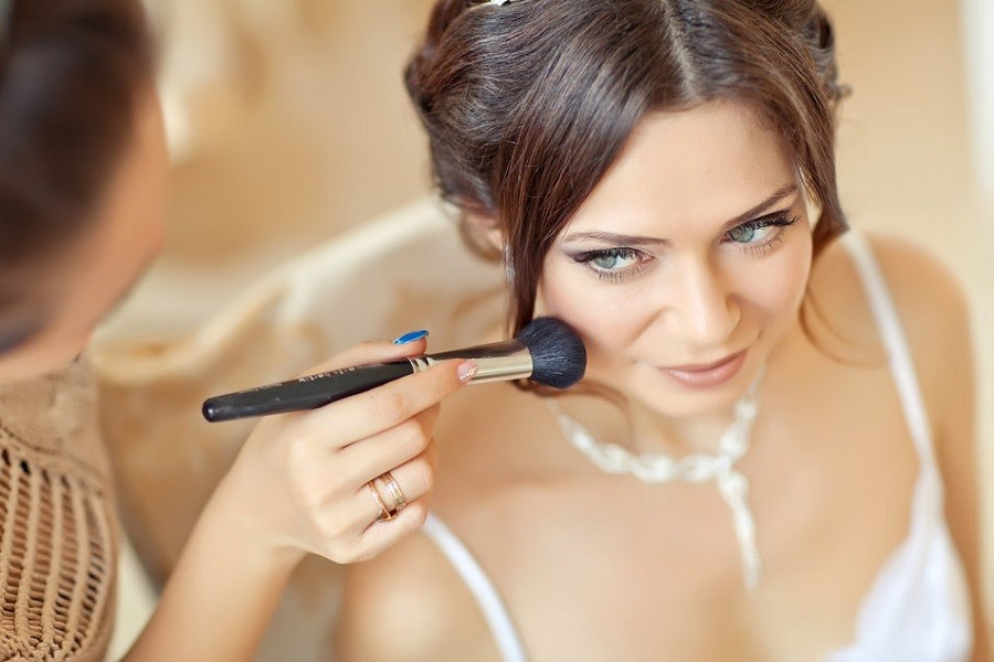 Свадебный макияж в Москве