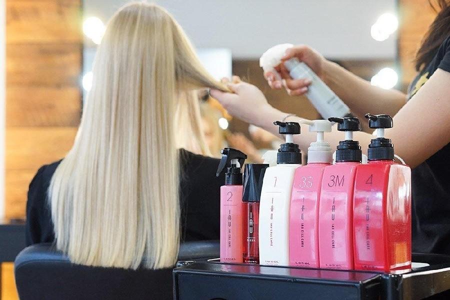 SPA для волос